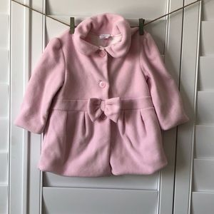 Starting Out Pink Peacoat 24m